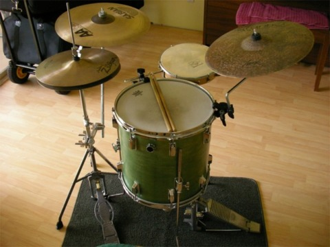 Gallery for Classic house drums